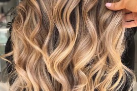 Dimensional Balayage Ombre Hair Color Ideas for 2019