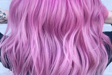 Gorgeous Purple Hair Color Shades for 2019