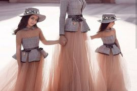 Matching Dresses Styles for Special Occasion In 2019
