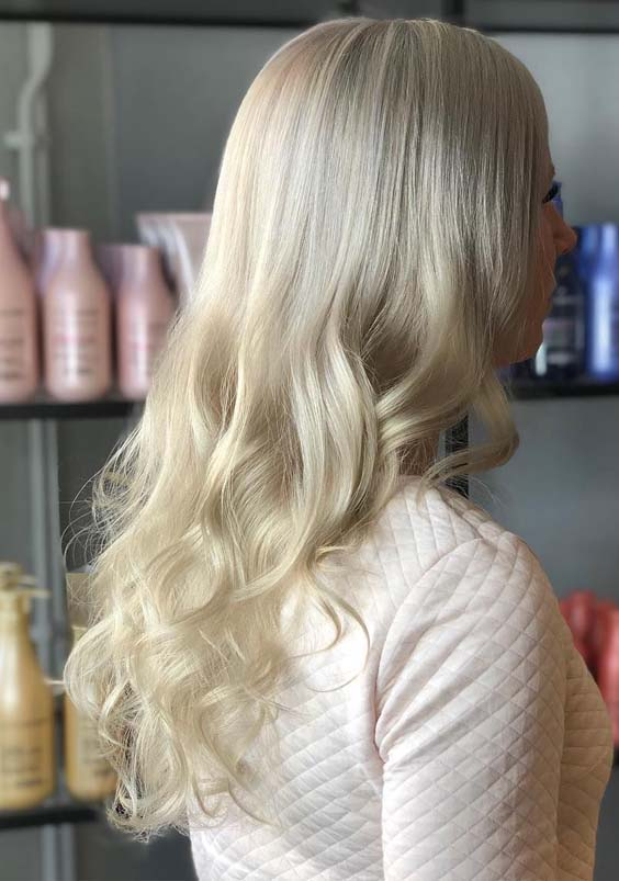 Unique Smokey Silver Hair Color Ideas To Try In 2019 Stylezco