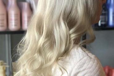 Unique Smokey Silver Hair Color Ideas for 2019