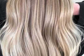 Creamy Balayage Hair Color Highlights for 2019