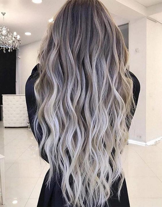 Frosty Blonde Vibes Hairstyles for 2019 Girls