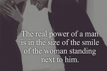 The Real Power of a Men - Best Power Quotes & Sayings