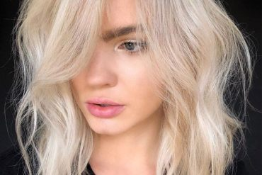 The Best Baby Blonde Medium Length Hair for 2019
