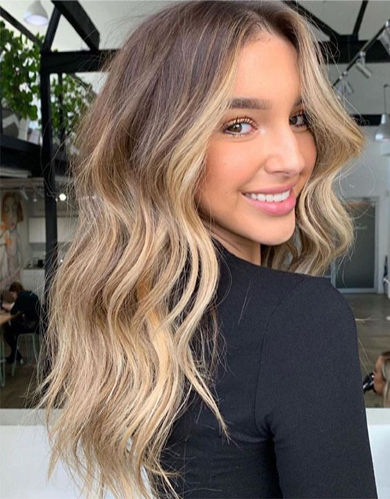 Best Brown Shades & Highlights for Brunette Girls