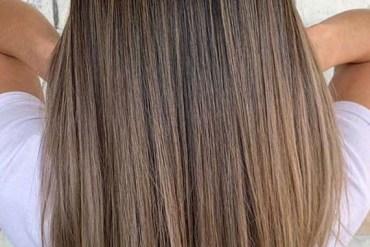 Natural babylights balayage hair colors highlights