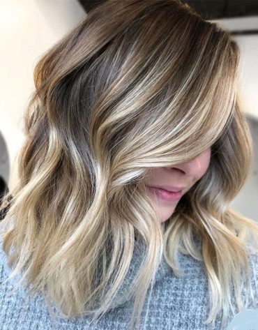 Obsessed Natural Blonde Hairstyles that You'll Love