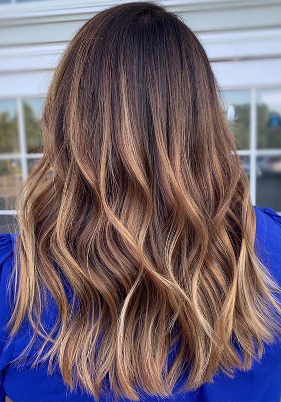 Awesome Medium To Long Hairstyles For Women In 2019 Stylezco