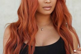 Hottest Copper Bronze Hair Color Trends you must try in 2019