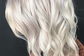 Best Ideas Of Platinum Blonde Hair Colors to Follow Nowadays