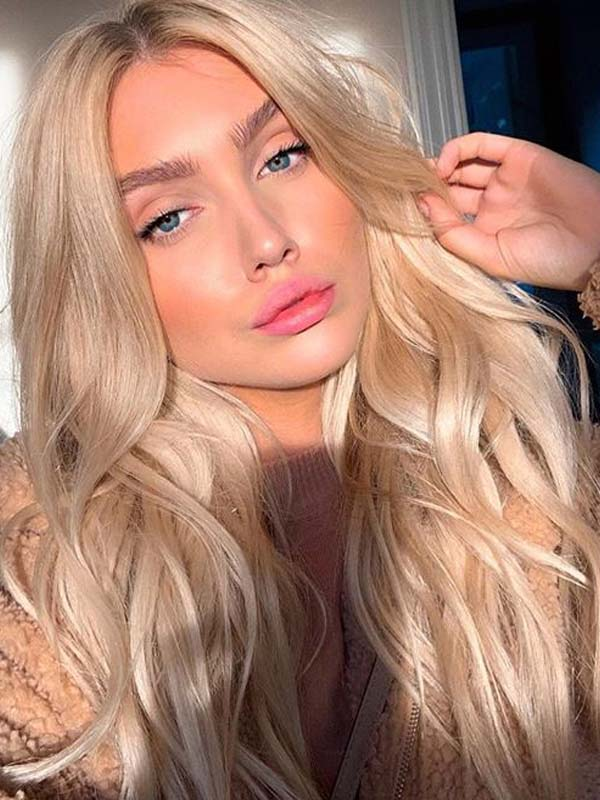 Fresh Long Blonde Hairstyles and Hair Color Ideas for 2019