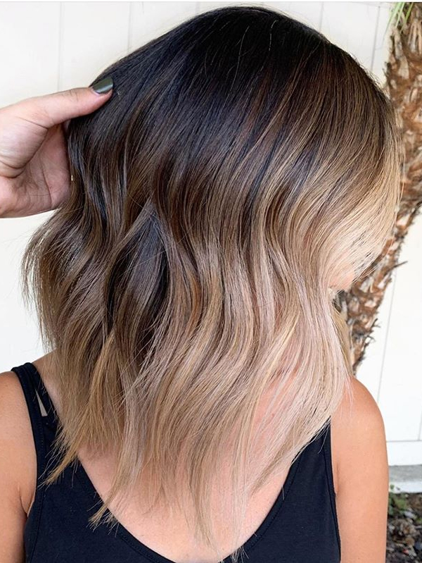 Gorgeous Balayage Hair Colors Highlights to Flaunt in 2020