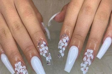 Delightful Nail Art Ideas for Cute Girls In 2020