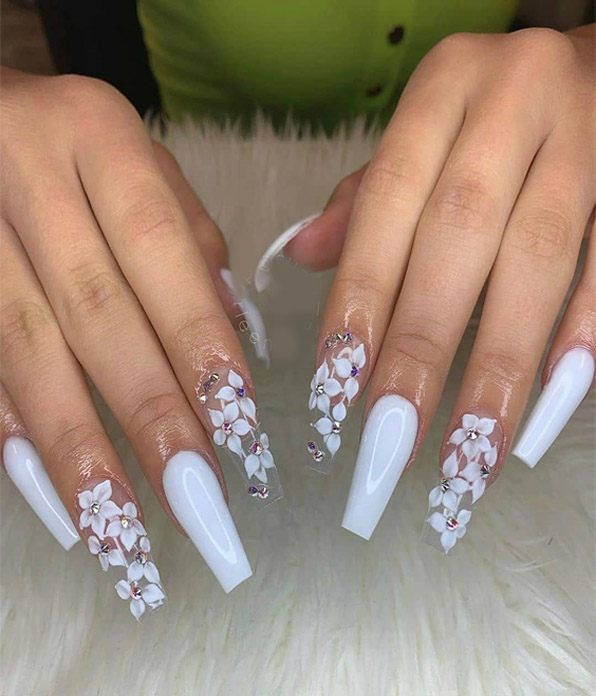 Delightful Nail Art Ideas for Cute Girls In 2020