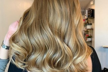 Golden Balayage Shades with BabyLights You Must Try in 2020
