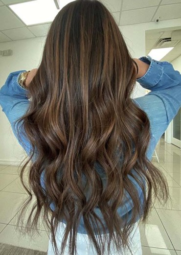 Beautiful Long Hairstyles for Women in Year 2020