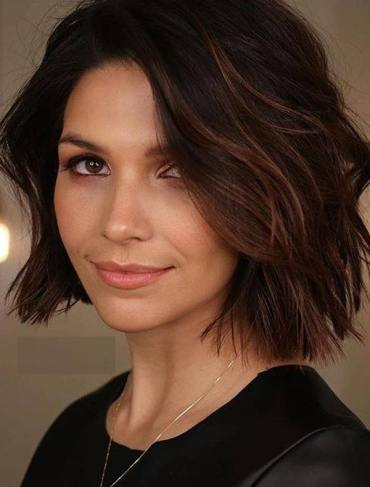 Fantastic Short Bob Haircuts for Glamorous Look in 2020