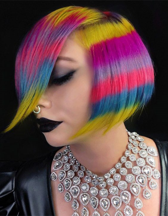Fresh & Easy Hair Color Ideas to Copy In 2020