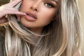 Modern Style of Blonde Hair Color to Try Now