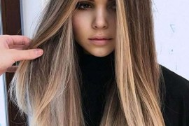 Sensational Combination of Long Hairstyles and Colors in 2020