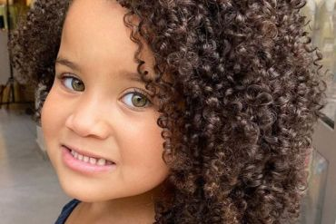 Awesome Haircuts for Kids with Curly Hair for 2020