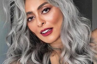 Best Silver Blonde Hair Color Style for Women In 2020