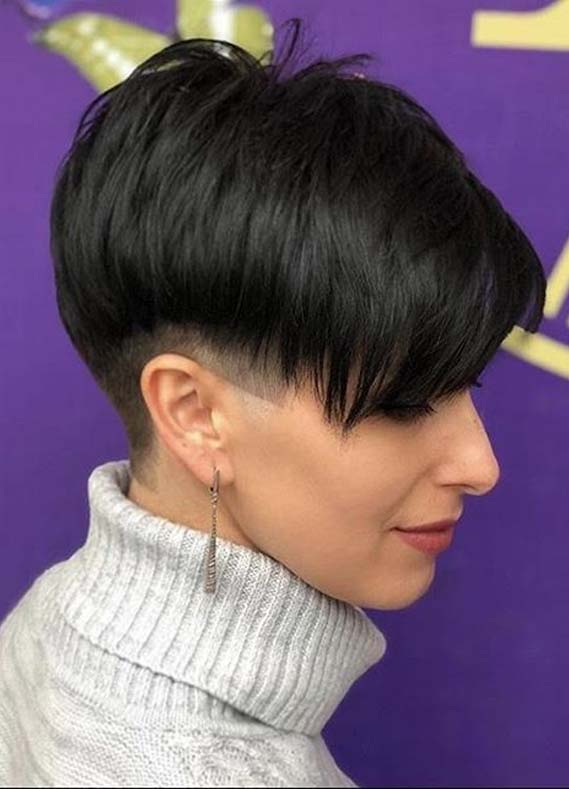 Fashionable Pixie Haircuts for Women in Year 2020