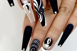 Most Awesome & Unique Nail Ideas for your Finger