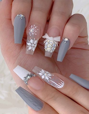 Stylish & Lovely Nail Art Ideas for Every Girls