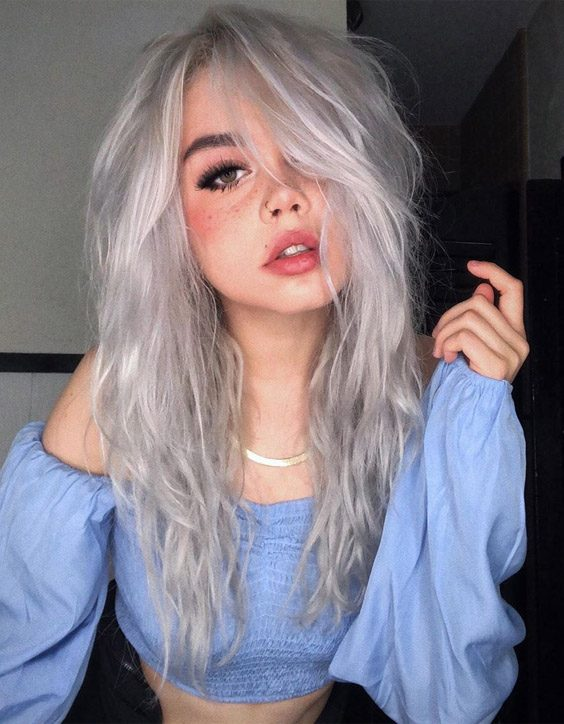 Best Silver Hair Color Highlights to Update Your Look