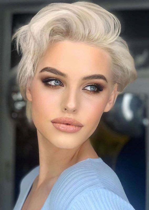 Adorable Short Pixie Haircut Styles for Bold Look in 2020