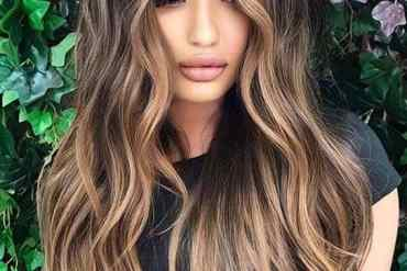 Gorgeous Caramel Hair Color Shades and Highlights in Year 2020