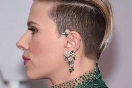Romantic Style of Short Haircut for Women & Young Girls