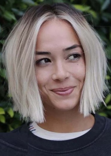 Short Straight Bob Haircuts to Show Off in Year 2020