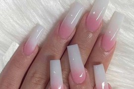 Cutest Long Nails Designs to Show Off in Year 2020