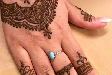 Cutest Mehndi or Henna Designs for Girls to Try in 2020