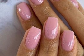 Gorgeous Pink Nail Arts and Designs for Women in 2020