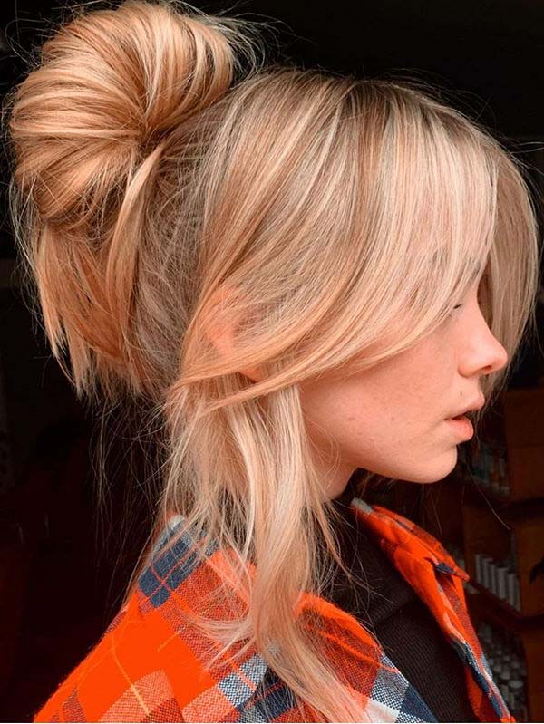 Marvelous Updo Hairstyles for Girls to Create in 2020