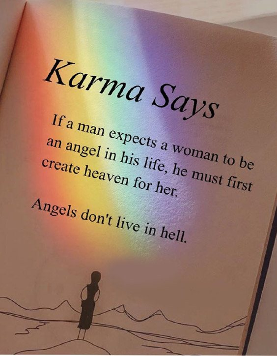 Angles Don't Live in Hell - Best Angel Quotes
