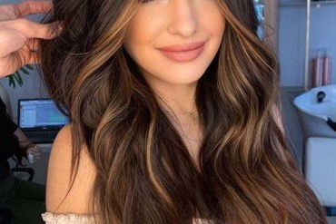 Awesome Balayage Shades for Long Locks