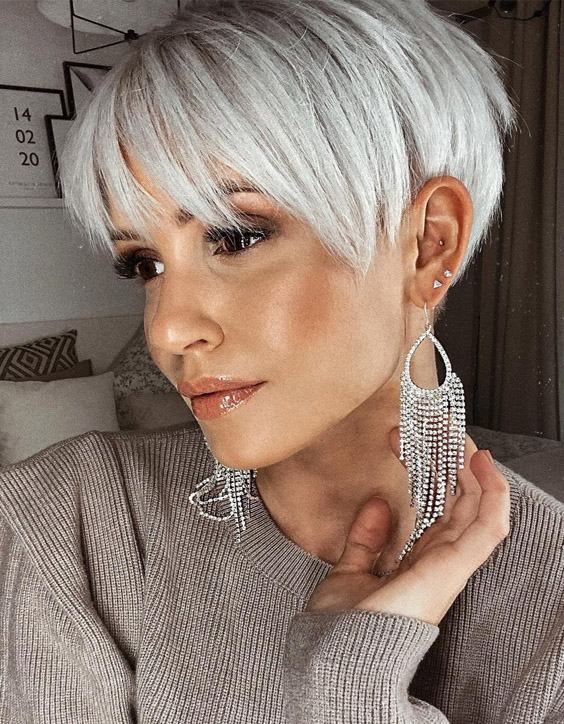 Best 2021 Short Pixie Cuts to Copy Now