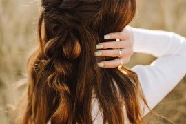 Adorable Wedding Hairstyles for Long Hair to Try