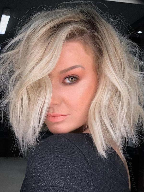 Modern Blonde Hair Color Trends to Show Off