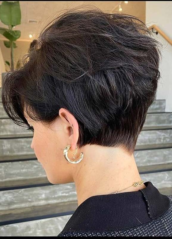 Trendy Ideas Of Pixie Haircuts for Girls