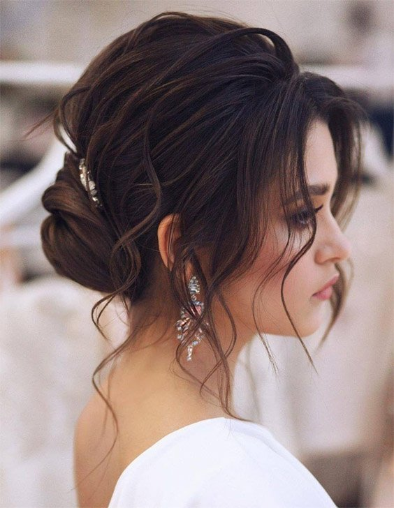 Modern Trends of Wedding Hairstyle to Copy In 2021