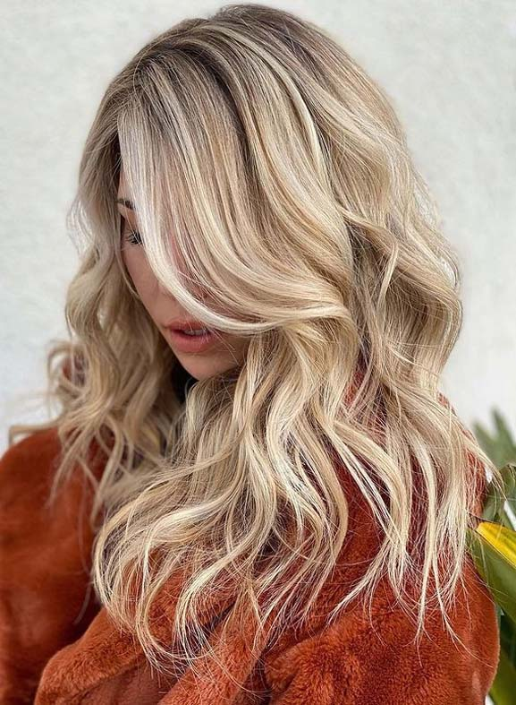 Perfect Blonde Hair Color Shades to Follow