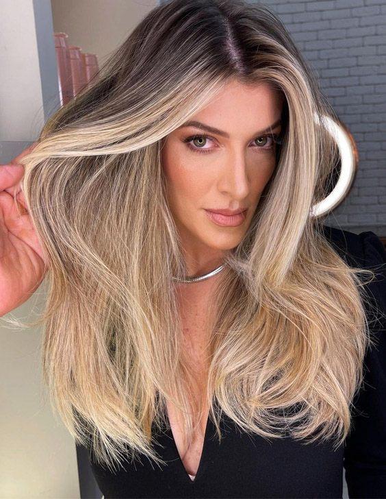 Unique 2021 Hair Color ideas for Long Hair