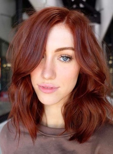 Stunning Red Hair Color Ideas to Show Off