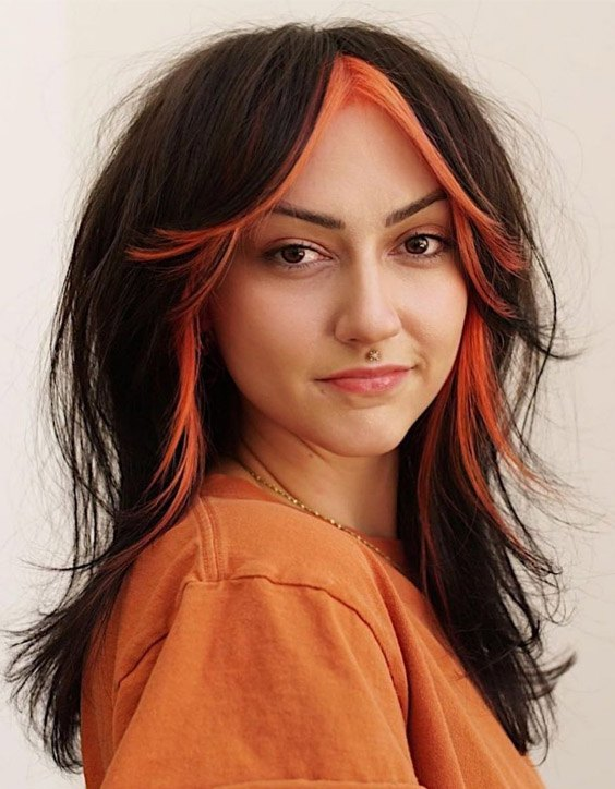 Latest Hair Color & Hairstyle Look for 2021